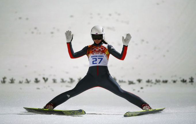 Ирина АВВАКУМОВА. Фото Reuters