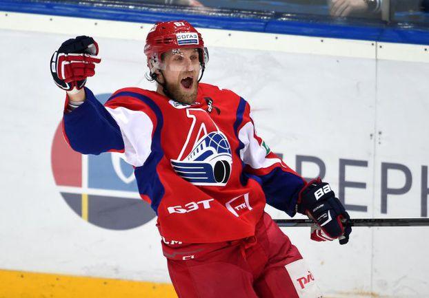 Локомотив динамо москва хокей