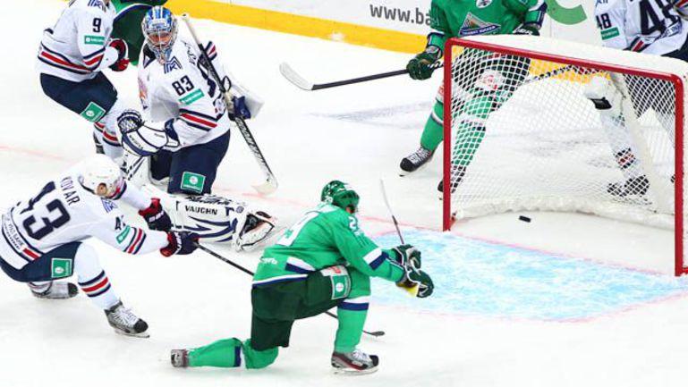 Прогноз на хоккей магнитка салават