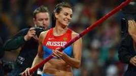 Чемпионат мира по легкой атлетике в Москве
