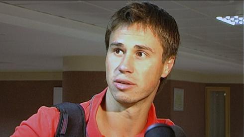 Интервью Александра Шешукова после матча