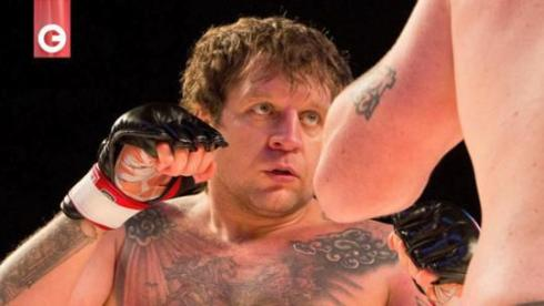 Емельяненко соскучился по рингу