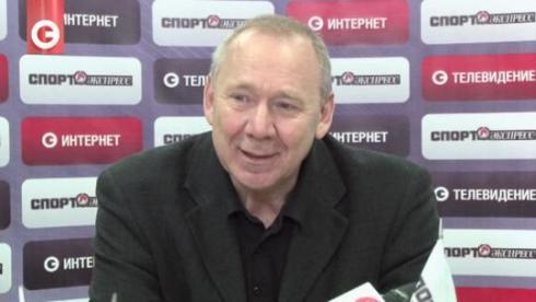 Олег Романцев в гостях у