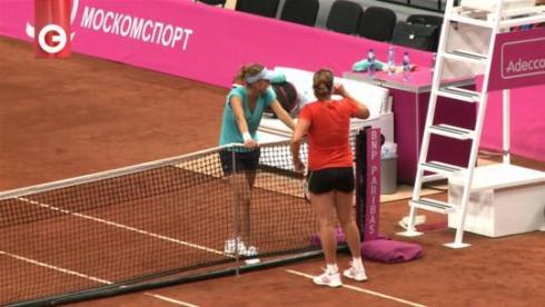 Особенности славянского тенниса