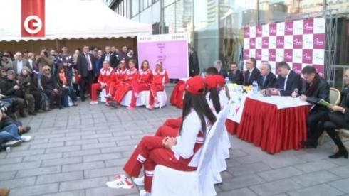 Российским теннисисткам достались