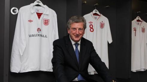 У сборной Англии новый тренер