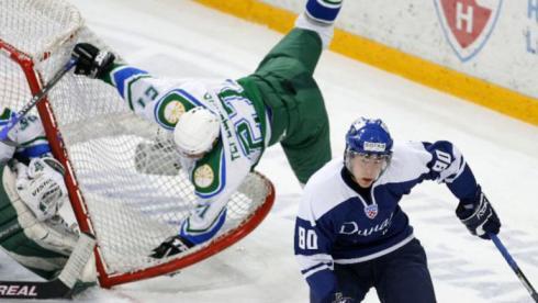 Топ-10 силовых приемов КХЛ сезона-2011/12