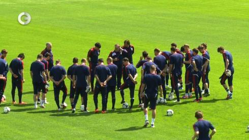 Василий Березуцкий не едет на Euro-2012