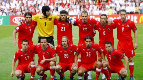 EURO-ГИД: Соперник России - Чехия