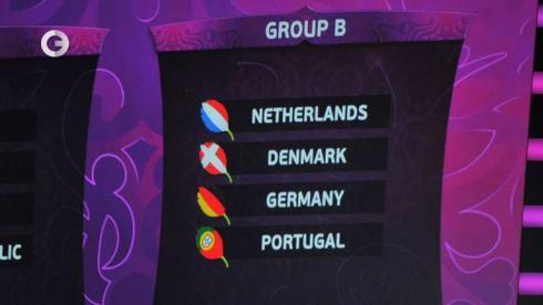 EURO-ГИД: Группа В