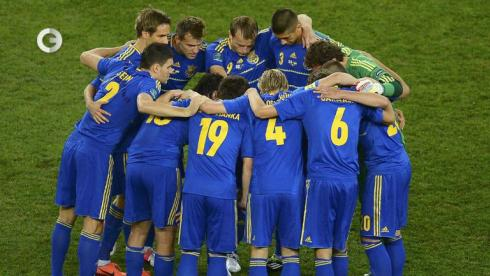 Украинцы ушли красиво