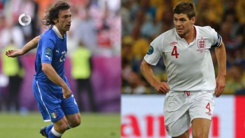 EURO-ПЕРЕД ИГРОЙ: Англия - Италия