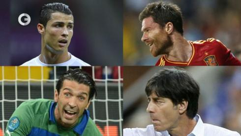 EURO-ГИД: Герои четвертьфиналов