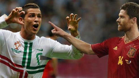 EURO-ПЕРЕД ИГРОЙ: Португалия - Испания