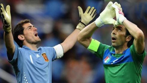 EURO-ПЕРЕД ИГРОЙ: Испания - Италия