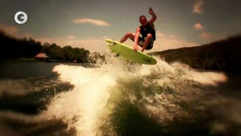 Свежее слово в экстриме - Wakesurfing