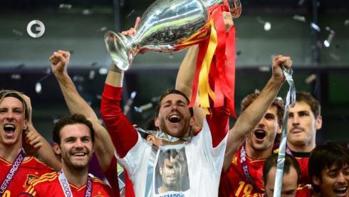 Испания навсегда!