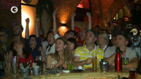 БОЛЬНЫЕ ФУТБОЛОМ: Испания против Италии в финале EURO-2012