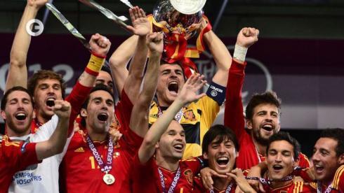 Все голы Euro-2012