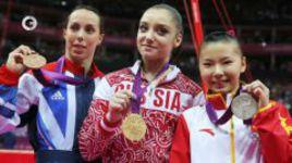 Пятое золото России!