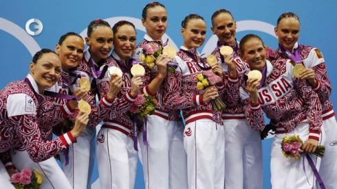 Много золота и финалы России
