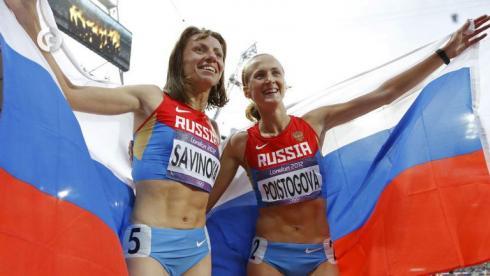 Лучший день России в Лондоне