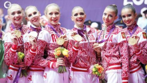 Золотые девчонки!