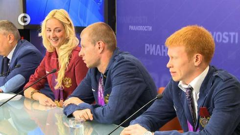 Москвичи подвели итоги Паралимпиады