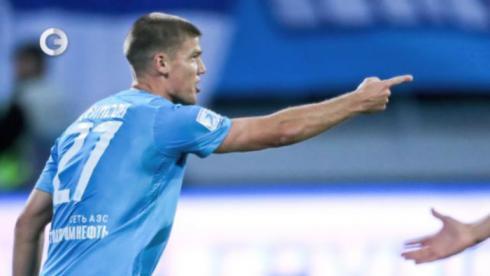Денисов вернулся в основу