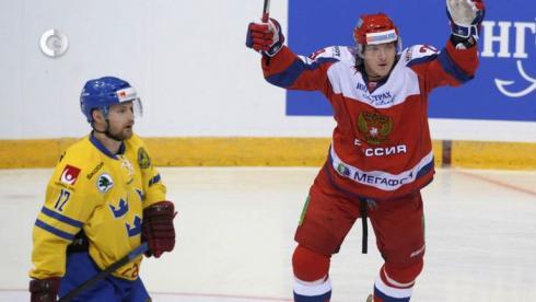 Сборная России сильнее шведов