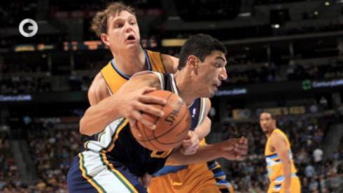 НБА: первая игра Мозгова