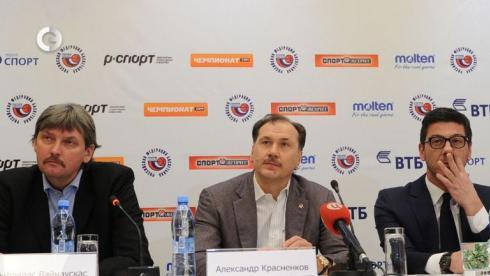 Кацикарис и Вайнаускас примут российский баскетбол