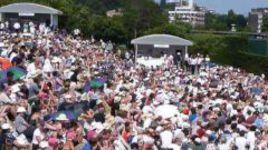 Уимблдон: тысячи фанатов в ожидании суперфинала!