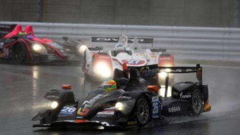 G-Drive Racing покоряет Японию!