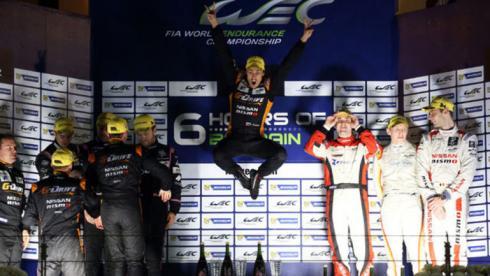 Четвертая победа Романа Русинова и G-Drive Racing