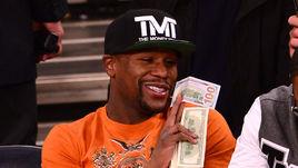 Мейуэзер и его безграничная любовь к деньгам