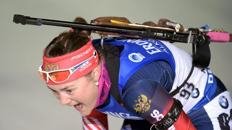 Екатерина ЮРЛОВА. Фото Reuters