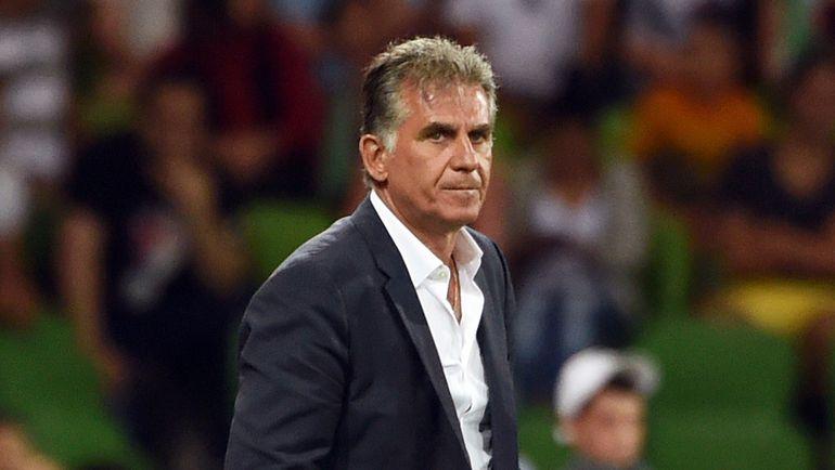 Бывший главный тренер сборной Ирана Карлуш КЕЙРУШ. Фото AFP