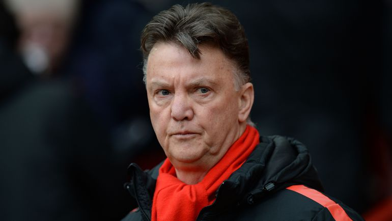 "Наставник ""Манчестер Юнайтед"" Луи ван ГАЛ. Фото AFP"