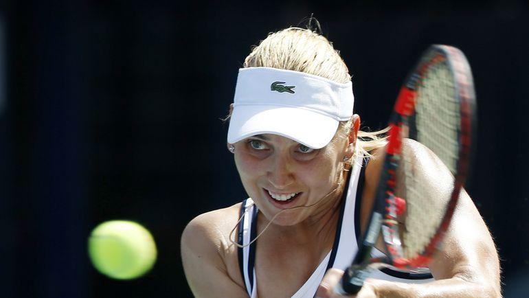 Российская теннисистка Елена ВЕСНИНА. Фото Reuters