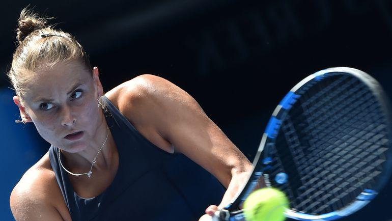 Российская теннисистка Александра ПАНОВА. Фото AFP