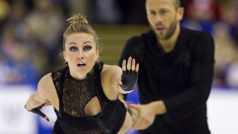 Нелли ЖИГАНШИНА и Александр ГАЖИ. Фото Reuters