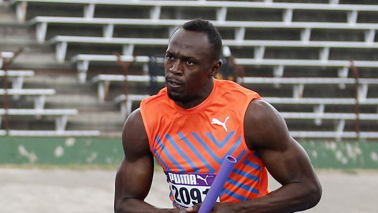 Шестикратный олимпийский чемпион Усэйн БОЛТ. Фото Reuters