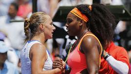Сестры Уильямс в четвертьфинале турнира в Майами