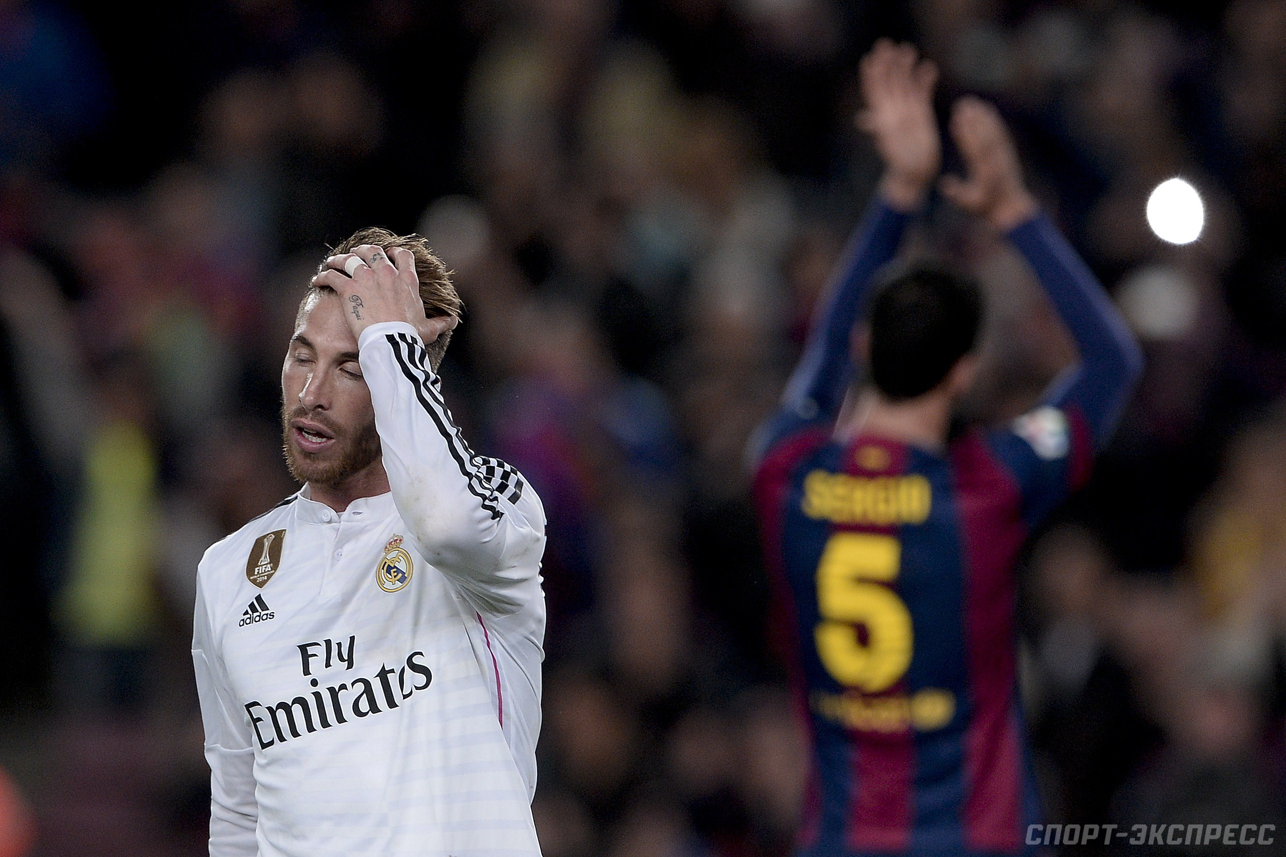 Долги испанских клубов реал барселона