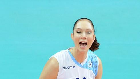 Гамова и Соколова – в расширенном составе сборной России