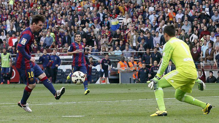 """Победа """"Барселоны"""", 400-й гол Месси"""