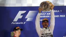 Гран-при Бахрейна - в руках Хэмилтона