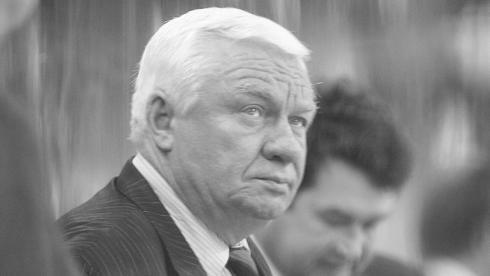 Михалев погиб, возвращаясь с похорон Белоусова