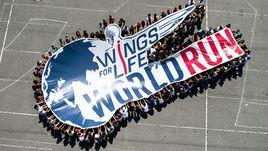Puma стала генеральным партнером Wings for life world run